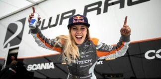 Mikaela Ahlin-Kottulinsky racingline, racingilnehu, racingline.hu