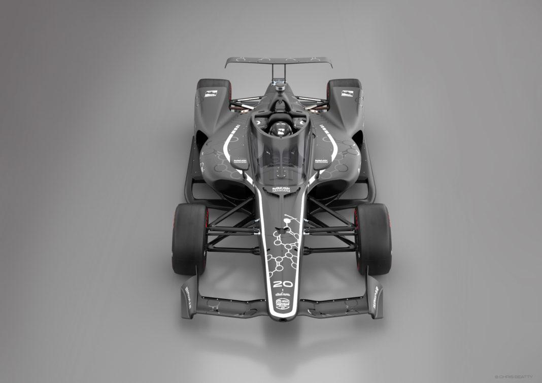IndyCar szélvédő 2020-tól, racingline.hu