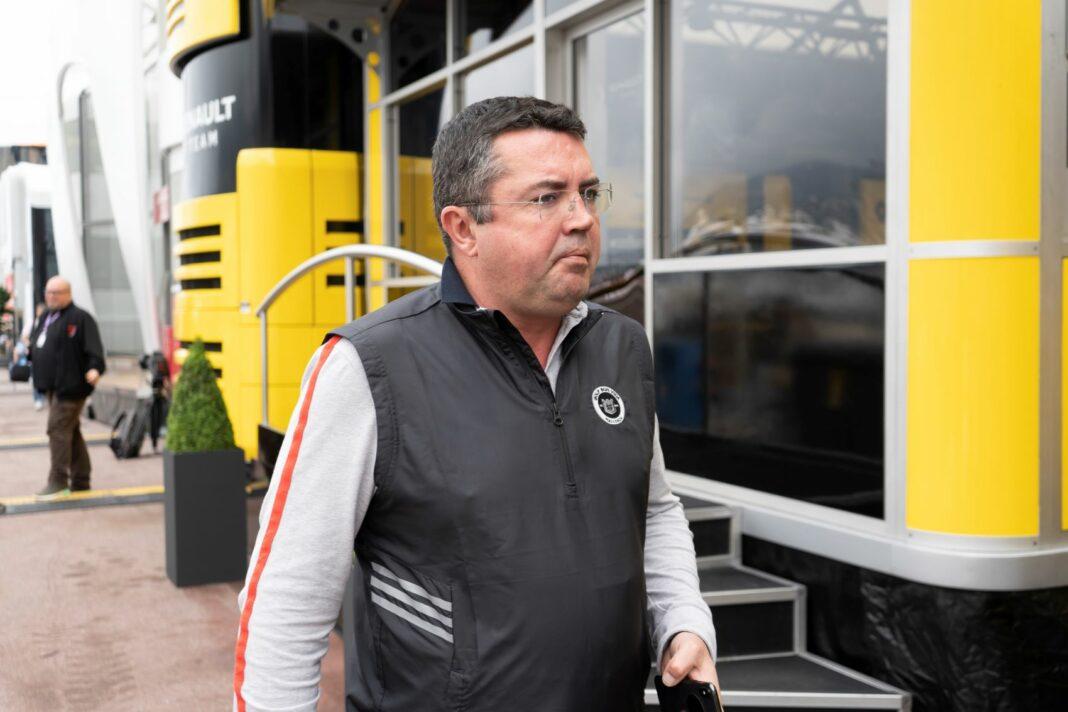Eric Boullier, racingline, racinglinehu, racingline.hu