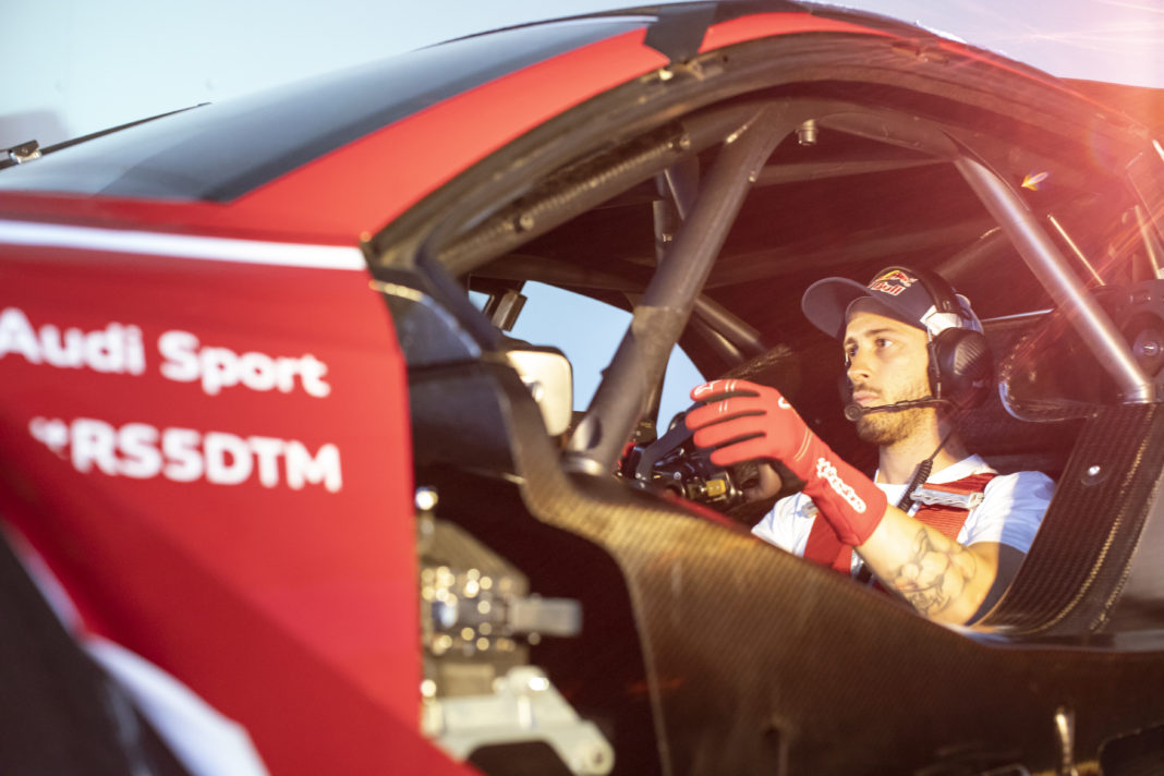 Andrea Dovizioso, dtm, racingline.hu