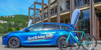 Ford Drivign skills for life racingline, racinglinehu, racingline.hu
