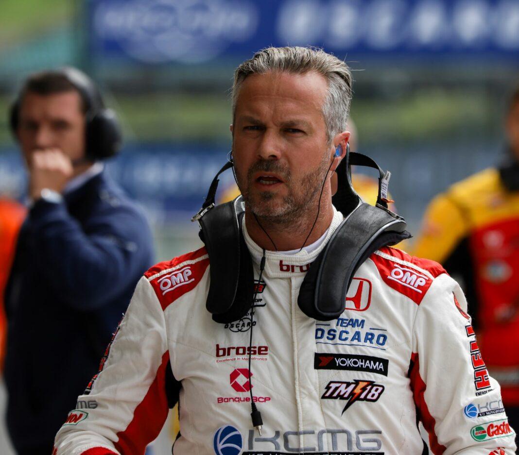 Tiago Monteiro, racingline, racinglinehu, racingline.hu