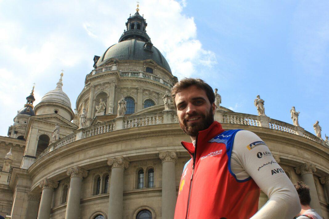 Jerome d'Ambrosio Formula E Budapest