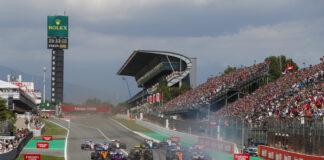 Spanyol Nagydíj, Racingline