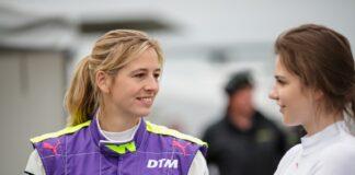 w series Sarah Bovy Keszthelyi Vivien racingilnehu, racingline.hu