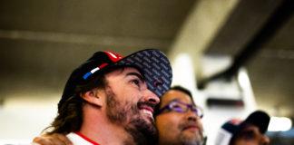 Alonso, Racingline