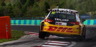 Tom Coronel racingline, racinglinehu, racingline.hu