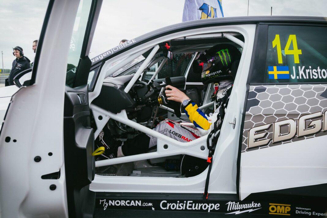Johan Kristoffersson, racingline, racinglinehu, racingline.hu