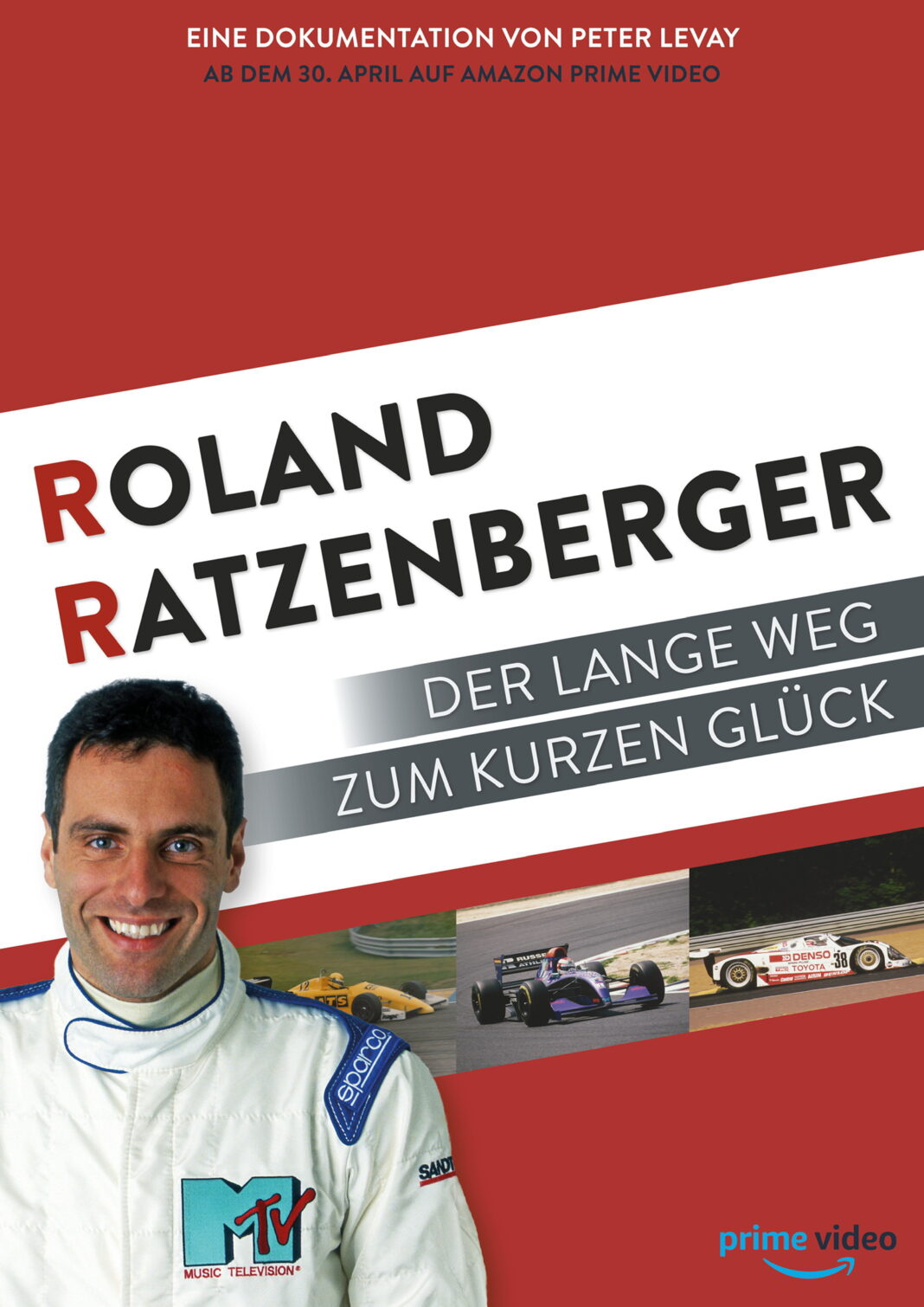 roland ratzenberger, racingline.hu