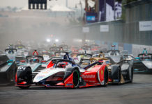 Formula E racingline, racinglinehu, racingline.hu