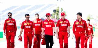 Charles Leclerc, Jock Clear, Ferrari, racingline, racinglinehu, racinglie.hu