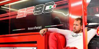 Sebasitan Vettel, Ferrari, racingline, racinglienhu, racingline.hu