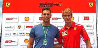 Hartley, F1, Racingline