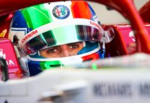 GIOVINAZZI Antonio (ita), Alfa Romeo Racing C38, portrait during the 2019 Formula One World Championship, Grand Prix of Canada from June 6 to 9 in Montreal - Photo Alexandre Guillaumot / DPPI