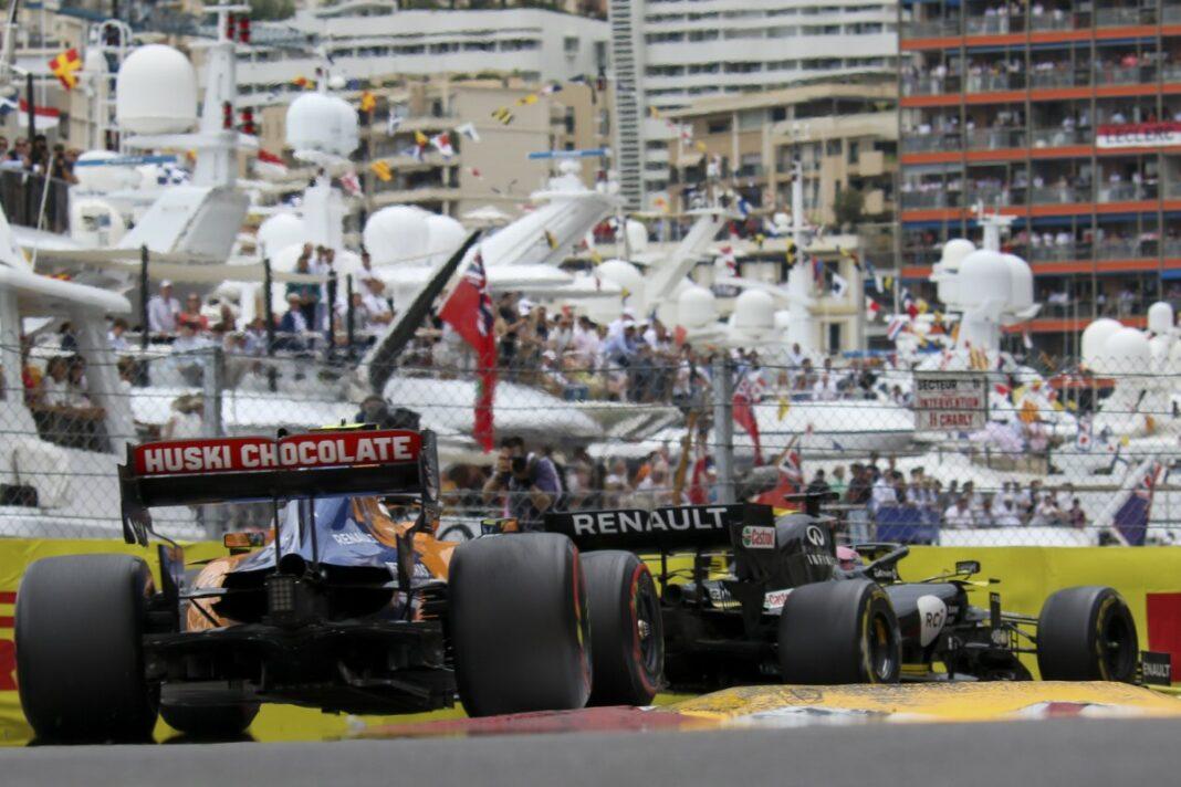 f1, McLaren, Renault, rázókő