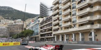 csapatok Alfa Romeo Antonio Giovinazzi racingline, racinglinehu, racingline.hu