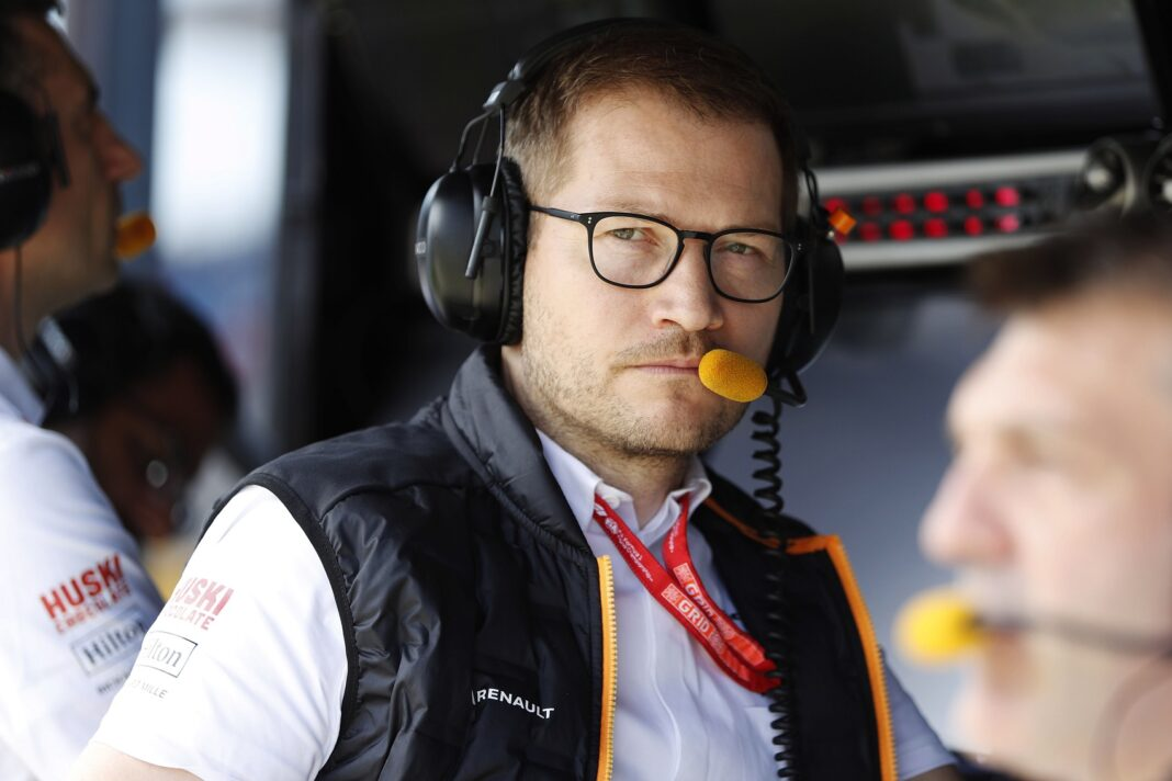 Andreas Seidl, racingline, racinglinehu, racingline.hu