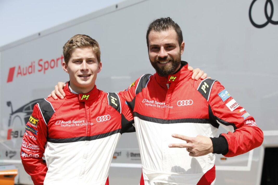 Stefano Comini, Leonard Hoogenboom, racingline.hu