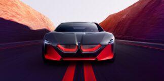 BMW Vision M NEXT racingline, racinglinehu, racingline.hu