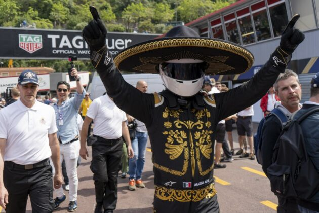 Mario Achi, Mexikó