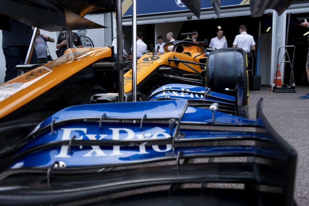McLaren, autóbemutatók