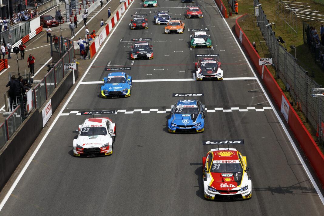 DTM Zolder 2019 racingline, racinglinehu, racingline.hu