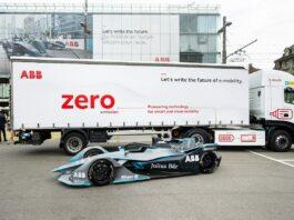 abb e-truck racingline, racinglinehu, racingline.hu