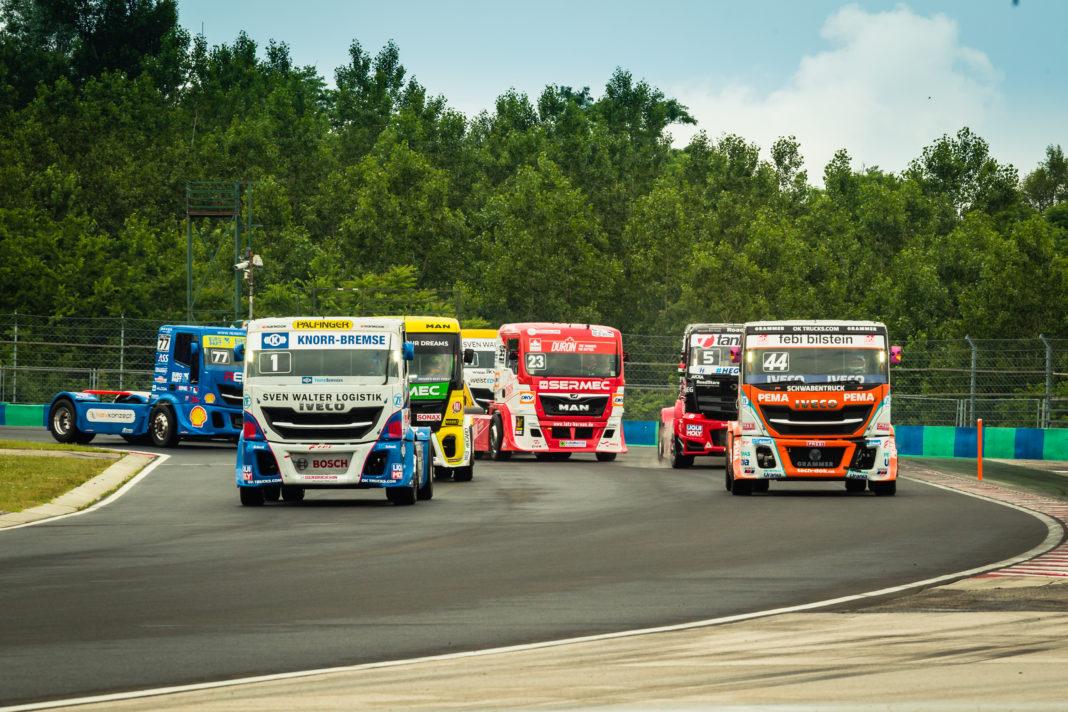 kamion, jochen hahn, steffi halm, kiss norbert, racingline, racinglinehu, racingline.hu