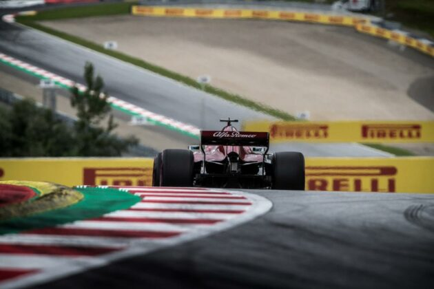 Alfa Romeo, Red Bull Ring, Ausztria, racingline.hu