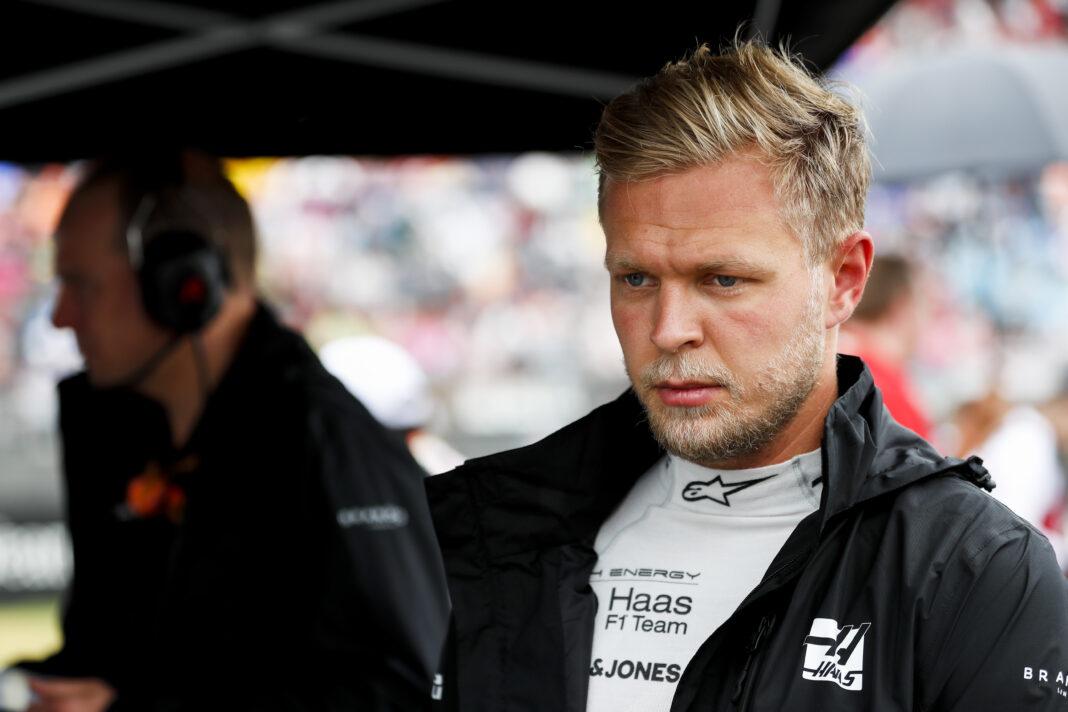 Magnussen, Racingline