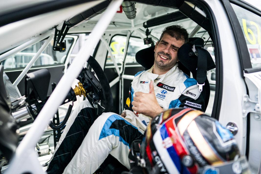 Dušan Borković, racingline.hu