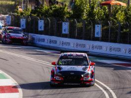 05 MICHELISZ Norbert, (HUN), BRC Hyundai N Squadra Corse, Hyundai i30 N TCR, action during the 2019 FIA WTCR World Touring Car cup of Portugal, Vila Real from july 5 to 7 - Photo Xavi Bonilla / DPPI