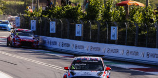 05 MICHELISZ Norbert, (HUN), BRC Hyundai N Squadra Corse, Hyundai i30 N TCR, action during the 2019 FIA WTCR World Touring Car cup of Portugal, Vila Real from july 5 to 7 - Photo Xavi Bonilla / DPPI