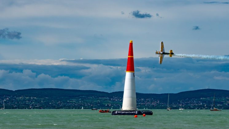 Red Bull Air Race, Zamárdi
