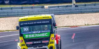 Sascha Lenz, sermec, racingline.hu