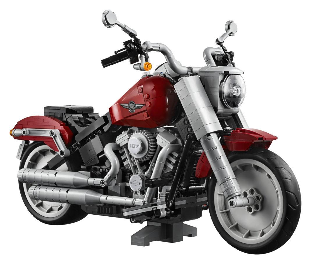 LEGO Harley Davidson, racingline.hu