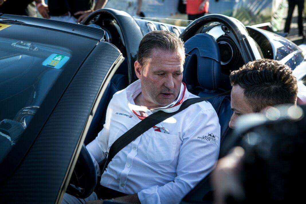Jos Verstappen, racingline.hu