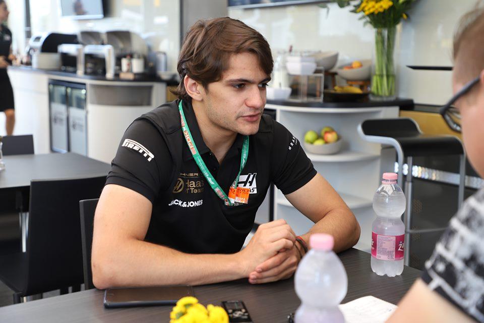 Fittipaldi, Racingline