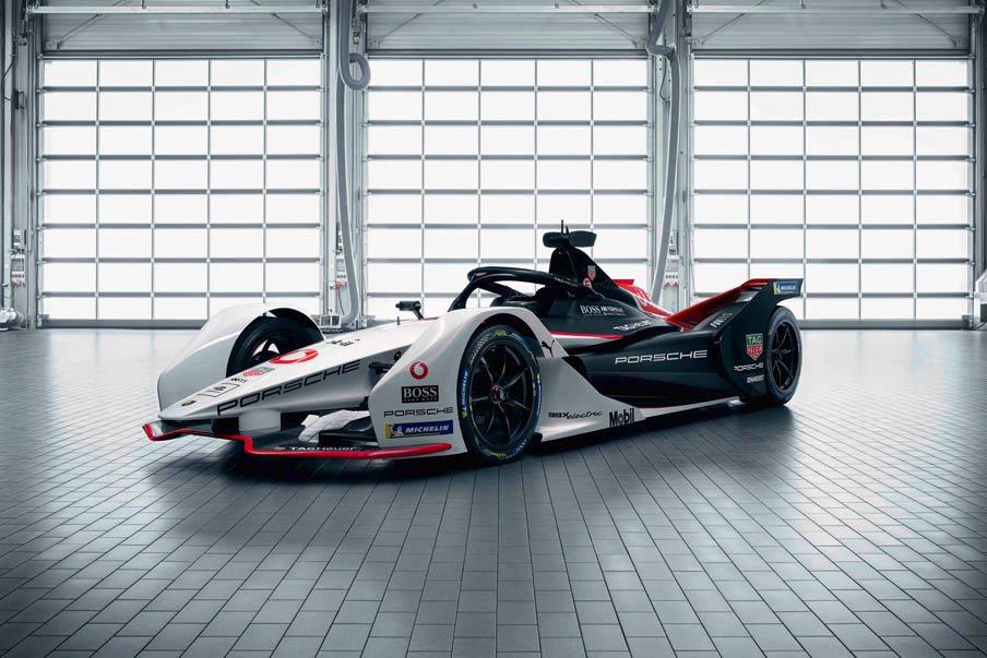 Formula E, Porsche