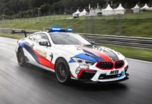 BMW M8 MotoGP™ Safety Car (2)