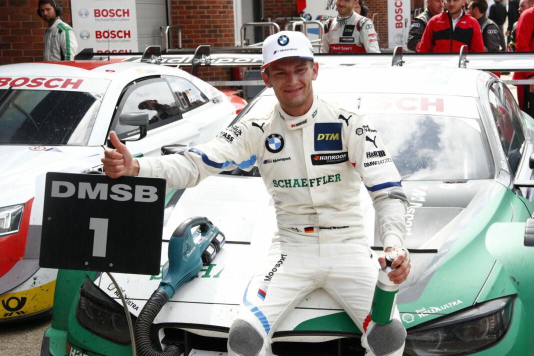Wittmann, Racingline