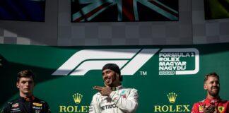 Max Verstappen, Lewis Hamilton, Sebastian Vettel, racingline