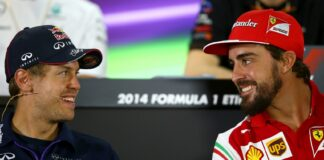 Sebastian Vettel, Fernando Alonso (1)
