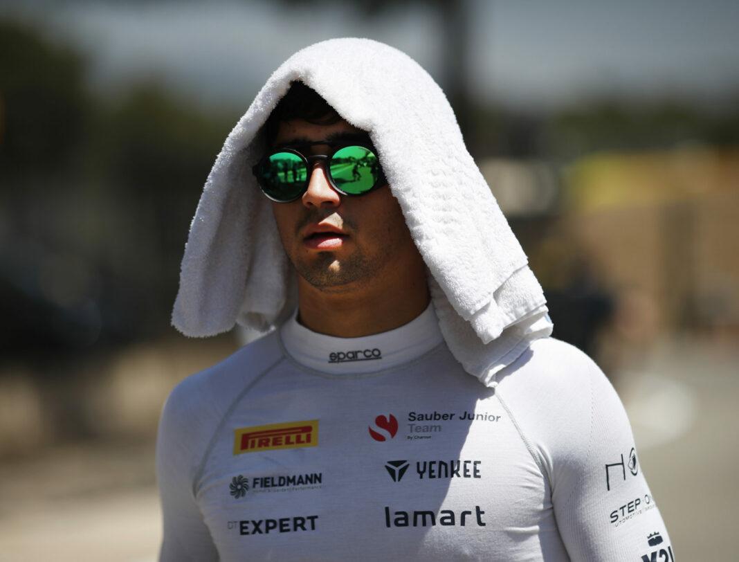 Juan Manuel Correa, racingline.hu