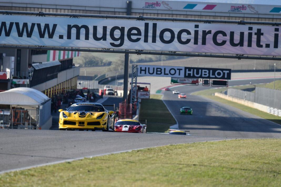 Mugello, Racingline