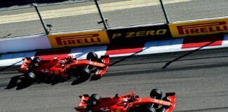 Charles Leclerc, Sebastian Vettel, Ferrari, Racingline, Racinglinehu, Racingline.hu