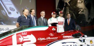 Alfa Romeo Racing, Kimi Räikkönen