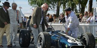 Goodwood revival, forma-1