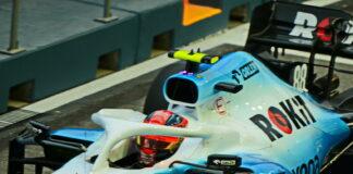 Kubica, Racingline