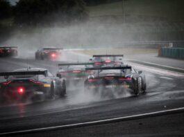 Blancpain GT , rain, eső, hungaroring